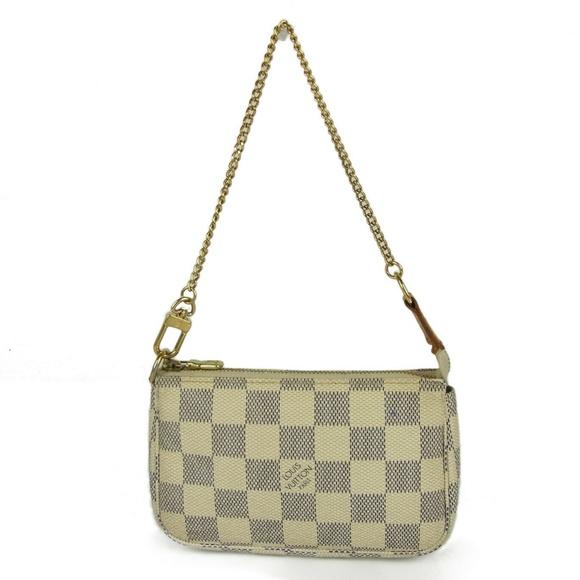 Louis Vuitton Handbags - LV  Damier Azur Pochette
